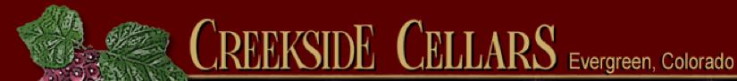 Creekside Cellars